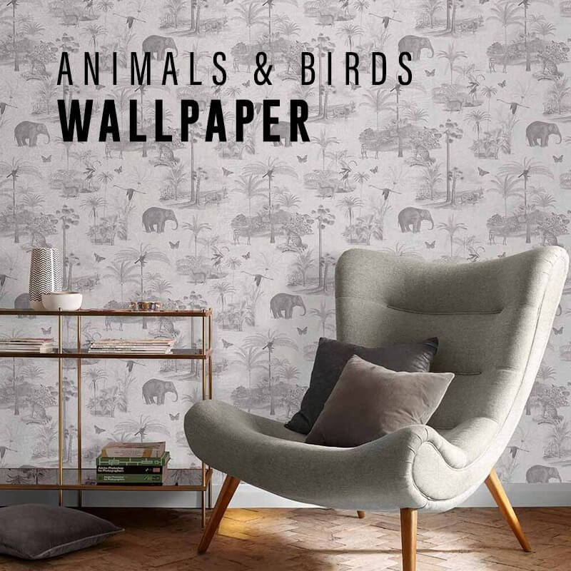 Animals & Birds Wallpaper